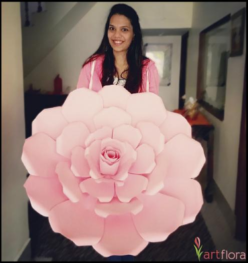 30 Inch Giant Rose